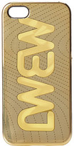Marc by Marc Jacobs Case for Iphone 5 MBMJ Metallic Quilted