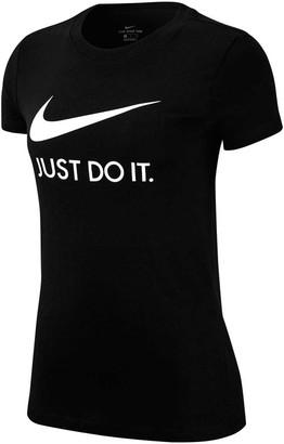 Nike Womens Sportswear Just Do It Tee
