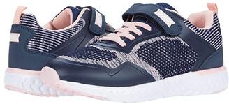 Primigi 64524 (Little Kid) (Navy/Pink) Girl's Shoes