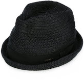 DSQUARED2 straw fedora