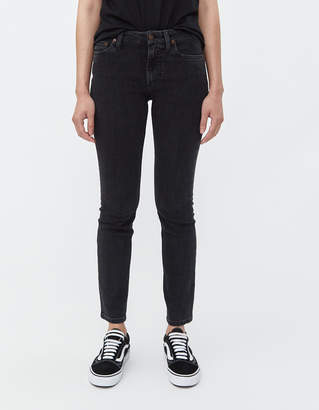 Jeanerica Slim 5-Pocket Jean in Black Stretch