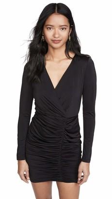 Black Halo Women's Body Con Dress