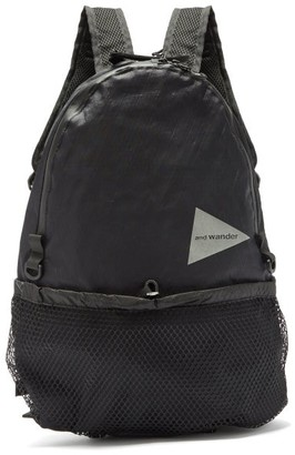 And Wander - X-pac 20l Backpack - Black
