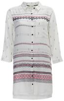 White Stuff Achak Tunic Shirt, Neutral