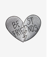 Express kitsch bff patch sticker
