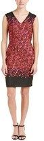 Cynthia Steffe Sheath Dress.