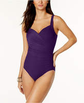 Miraclesuit Sanibel One-Piece Allover Slimming Swimsuit Women's Swimsuit