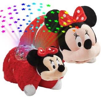 Pillow Pets Disney Combo Pack-Classic Minnie Mouse Pillow Pet and Sleeptime Lite