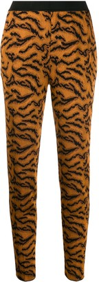 Missoni Tiger Pattern Leggings