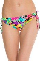 Kenneth Cole In Full Bloom Adjustable Pant Bikini Bottom 7539199
