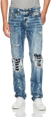 True Religion Men's Rocco Relaxed Skinny Jeans2