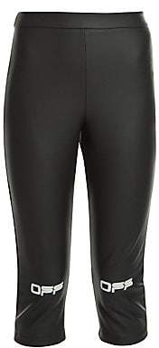 Off-White Women's Capri Leggings