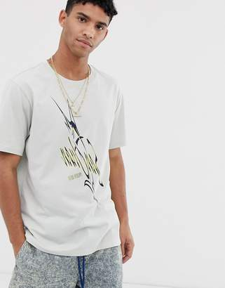 Weekday San Juan T-shirt-Green