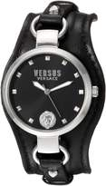 Versus By Versace Women's 'ROSLYN' Quartz Stainless Steel Casual Watch, Color: (Model: SOM100016)