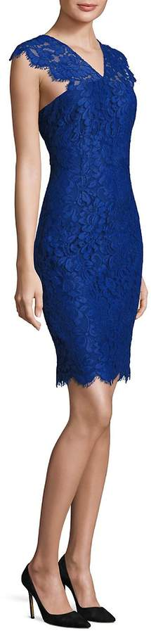 SET Women's Lace Pencil Dress