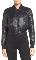 Alo Women's Off-Duty Bomber Jacket