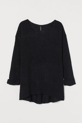 H&M Loose-knit jumper