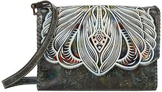 Patricia Nash Santillana (Turquoise/Multi) Handbags
