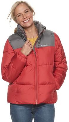 Columbia Women's Logo Puffect Jacket