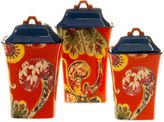 Tracy Porter Poetic Wanderlust® French Meadow 3-Piece Canister Set