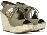 Fergalicious Women's Vicky Wedge Sandal