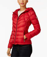 MICHAEL Michael Kors Quilted Packable Down Coat