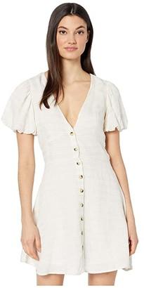 L-Space Sabrina Dress (Cream) Women's Dress