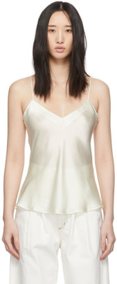 Simone Perele Off-White Dream Tank Top