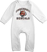 DJTB32rty Baby Kids 100% Cotton Long Sleeve Onesies Romper Suit Cinncinnati Bengals Climbing Clothes