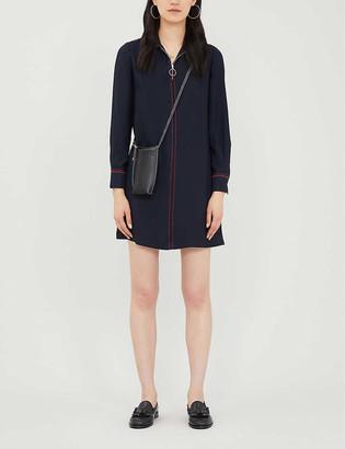 Claudie Pierlot Rencardh crepe mini dress