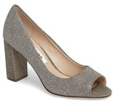 Nina Women's Farlyn Peep Toe Pump