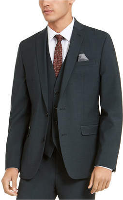 Bar III Men Slim-Fit Active Stretch Solid Suit Jacket