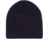 Denis Colomb Cashmere-knit beanie hat