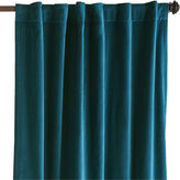 "Pier 1 Imports Sheridan Ink 84"" Curtain"