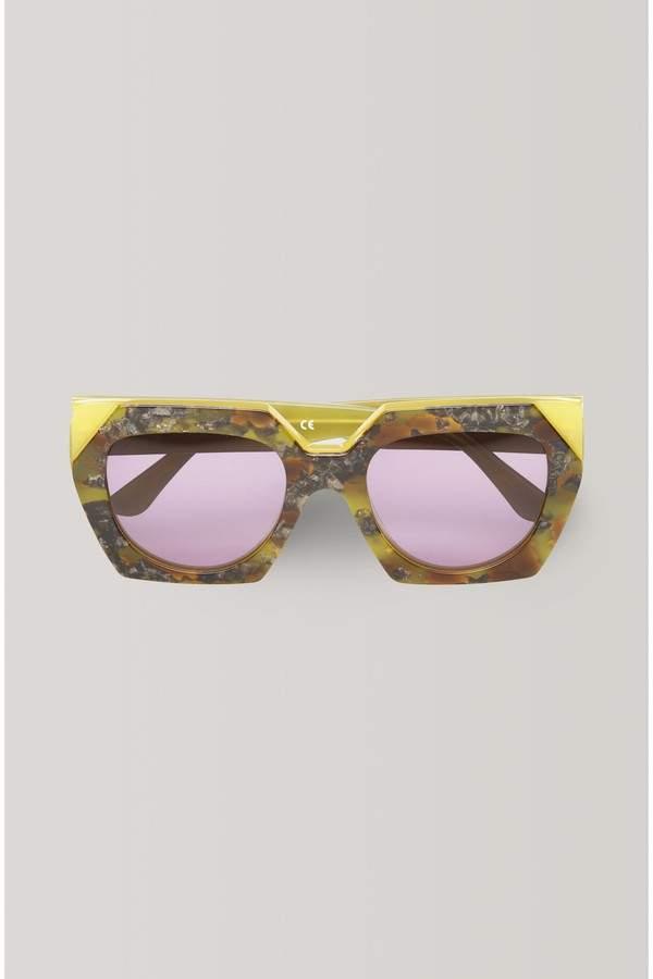 b3d885830f5c Ganni Women's Sunglasses - ShopStyle