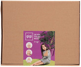 Gigi Bloks Cardboard Construction Game - Set of 20 Triangle Blocks