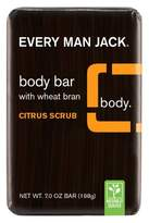 Every Man Jack Citrus Scrub Bar Soaps - 3oz