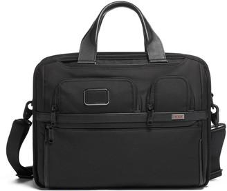 Tumi Alpha Bravo T-Pass Expandable Briefcase