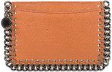 Stella McCartney Orange Falabella Card Holder