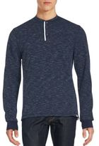 Sovereign Code Aleck Cuffed Henley Top
