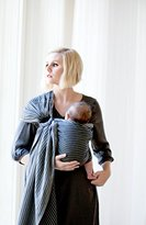 Moby Wrap Moby Ring Sling - Great for On-The-Go, Fully-adjustable baby sling, Great for newborns - toddlers