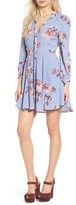 Astr Women's Kate Fit & Flare Dress