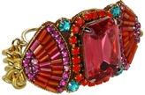Ayana Designs Coral Rose Bracelet Cuff Bracelet