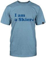 Line Skier Forever Tee