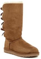 UGG Bailey Bow Genuine Sheepskin Boot