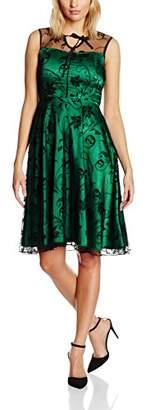 Lindy Bop Women's Frankie-Jean Dress,UK (Manufacturer size 36 EU)