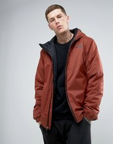 The North Face Quest Insulated Waterproof Jacket In Brown