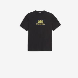 Balenciaga BB Regular Fit T-shirt