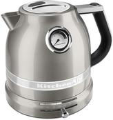 KitchenAid 1.6-qt. Pro Line Electric Kettle, Sugar Pearl Silver