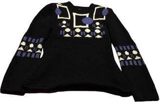 Tod's Blue Wool Knitwear for Women